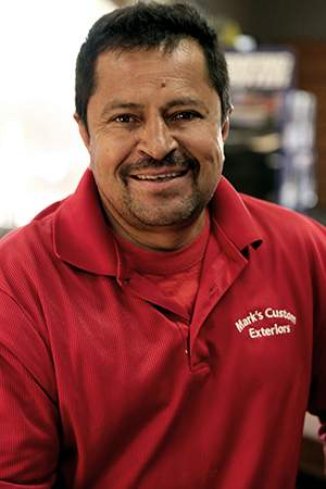 Erasmo Chavez - Roofing Production Manager
