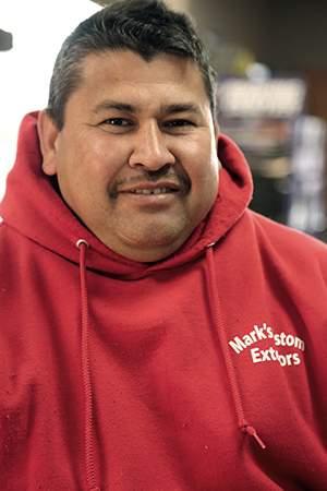 Vincente Araiza - Certified Roofing Technician