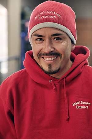 Heriberto Ortiz - Certified Roofing Journeyman