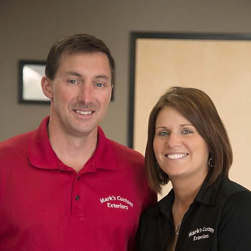 Mark & Angie Holcomb
