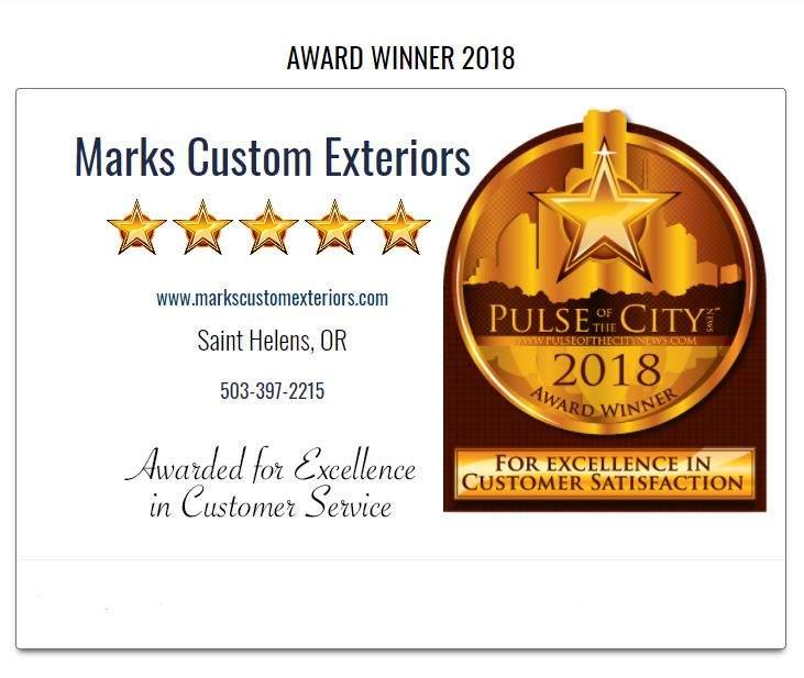 Pulse of the city award 2018
