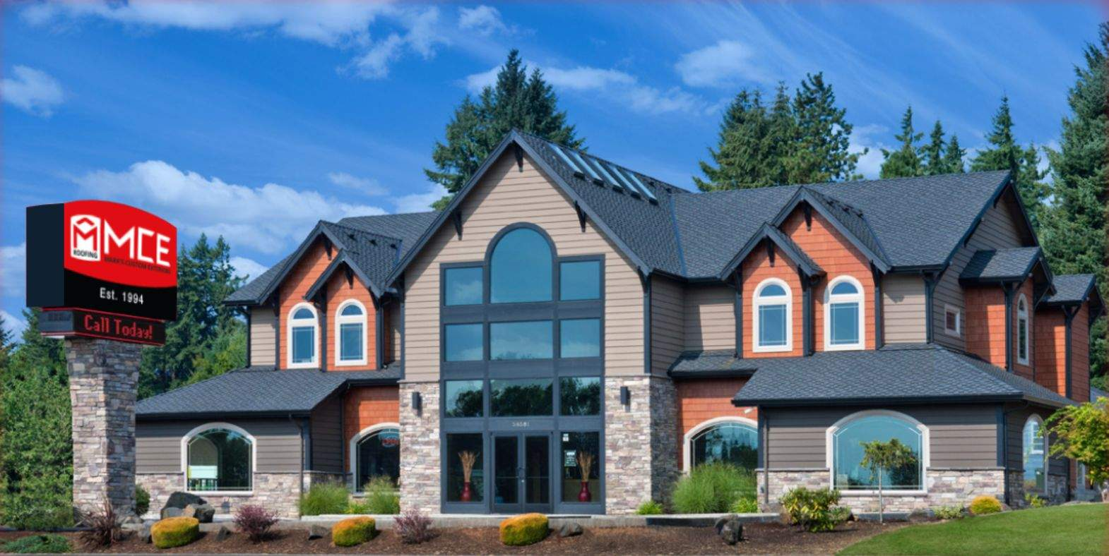 MCE Roofing, Portland Roofing Contractor, #MCERoof, GAF Master Elite Contractor