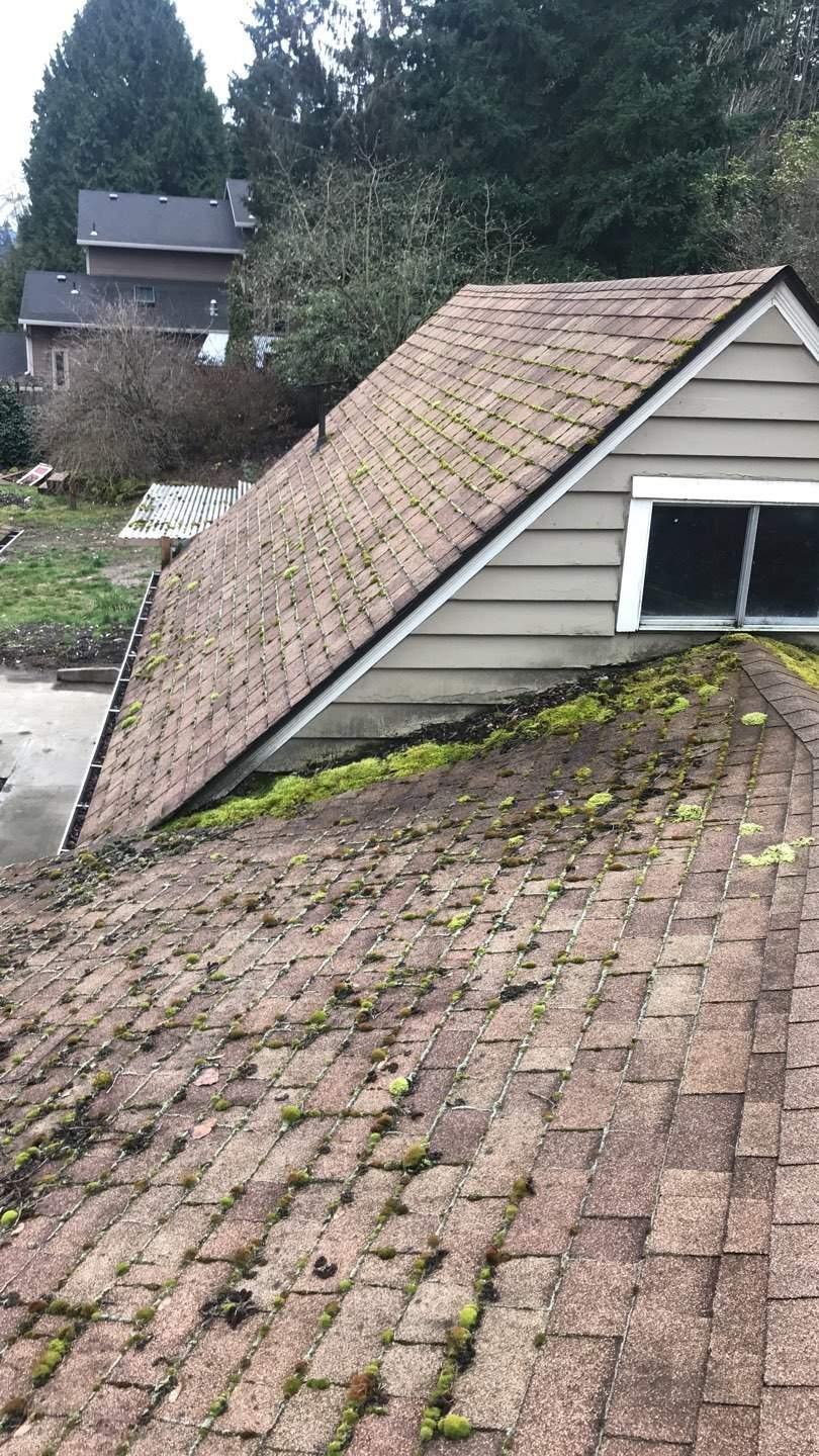 MCE Roofing Before and After