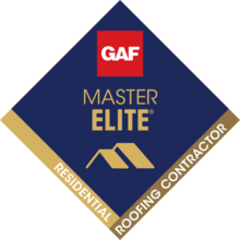 GAF Master Elite Factory Certified Contractor
