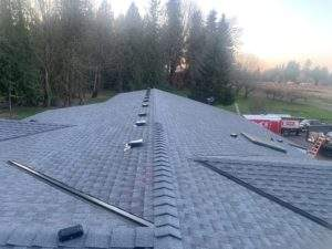 After Picture of Roof Replacement by MCE Roofing