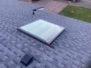 After Photo of Roof Replacement by MCE Roofing